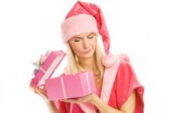 unhappy christmas gift